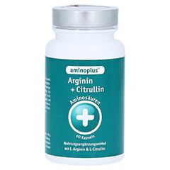 AMINOPLUS Arginin+Citrullin Kapseln 60 Stück