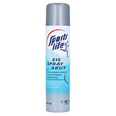SPORTSLIFE Eis Spray Akut 300 Milliliter