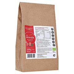 ACEROLA 100% Bio Pur nat.Vit.C Pulver 500 Gramm