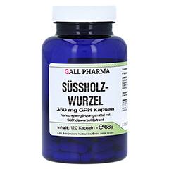 SÜSSHOLZWURZEL 350 mg GPH Kapseln 120 Stück