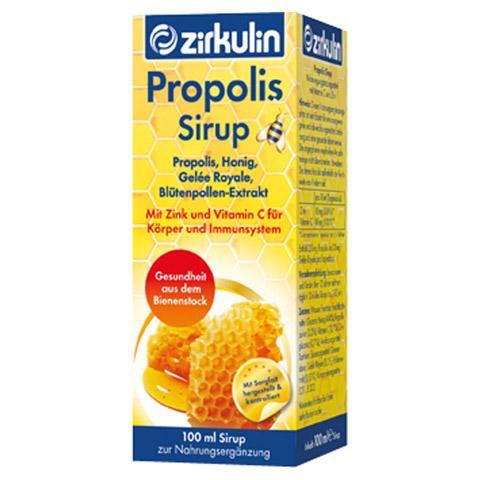 ZIRKULIN Propolis Sirup 100 Milliliter
