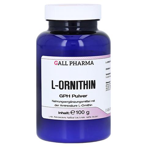 L-ORNITHIN PULVER 100 Gramm