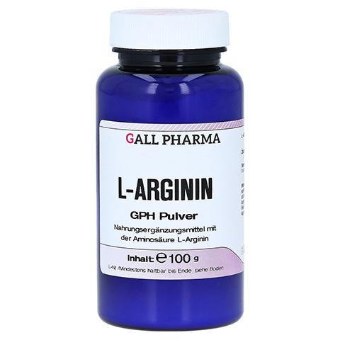L-Arginin Pulver 100 Gramm