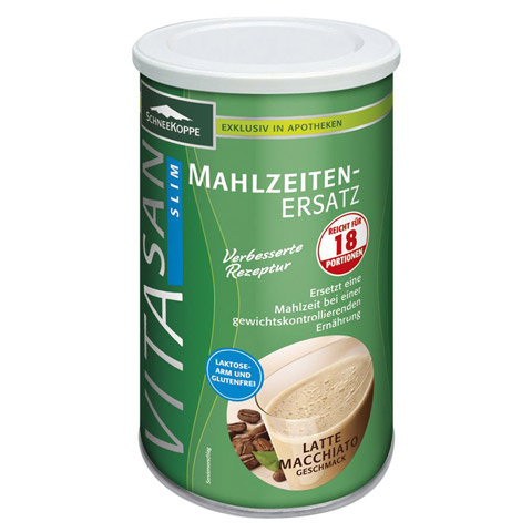 VITASAN Slim Latte Macchiato Pulver 450 Gramm