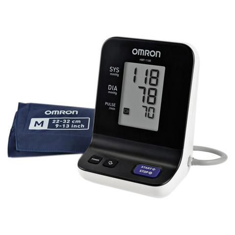 OMRON HBP-1100-E Oberarm Blutdruckmessgerät 1 Stück
