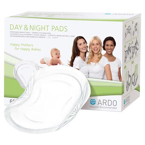 ARDO Day & Night Pads Einweg-Stilleinlagen 60 Stück