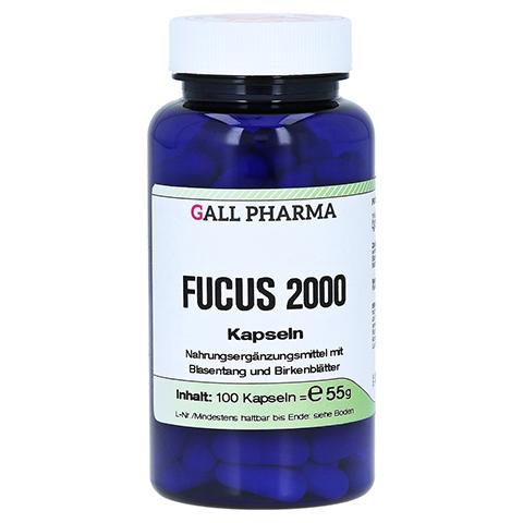 FUCUS 2000 Kapseln 100 Stück