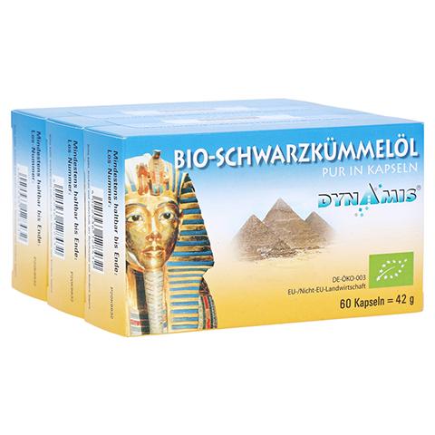 SCHWARZKÜMMEL ÄGYPT pur Kapseln 180 Stück