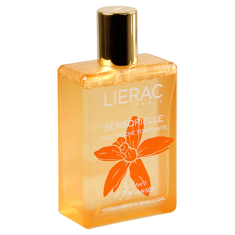 LIERAC Sensorielle frisches belebendes Spray 100 Milliliter