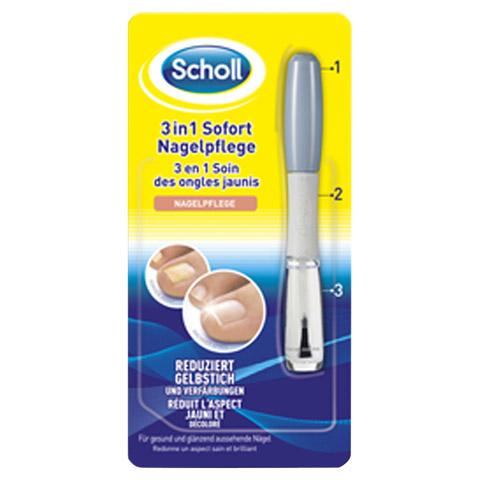 SCHOLL 3in1 Sofort Nagelpflege 2x5 Milliliter