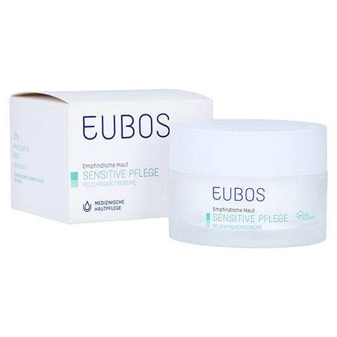 EUBOS SENSITIVE Feuchtigkeitscreme Tagespflege 50 Milliliter