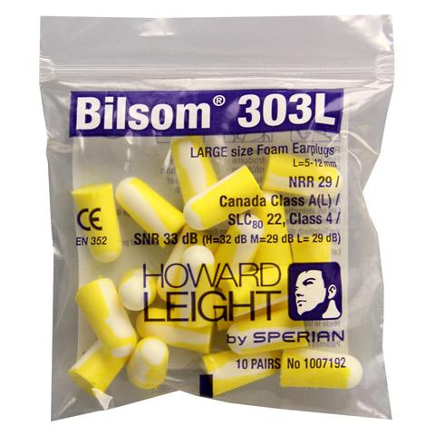 BILSOM Gehörschutzstöpsel 303L-30 20 Stück