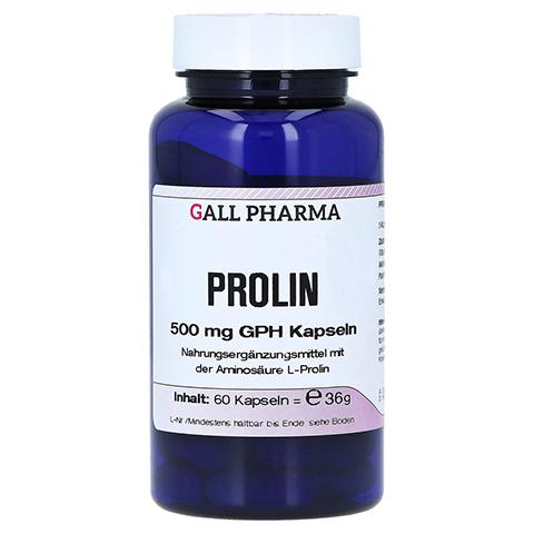 PROLIN 500 mg GPH Kapseln 60 Stück