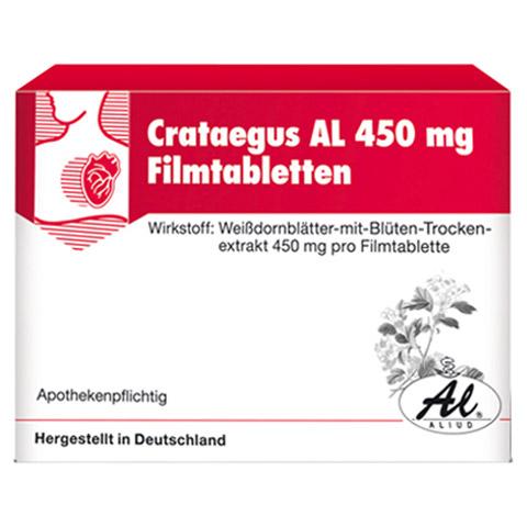 Crataegus AL 450mg 30 Stück N1