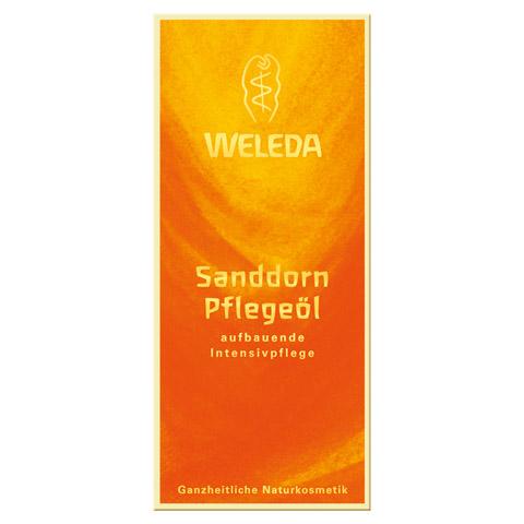 WELEDA Sanddorn Pflegeöl 100 Milliliter