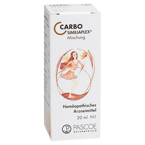 CARBO SIMILIAPLEX Tropfen 20 Milliliter