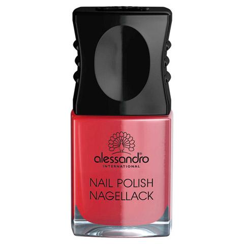 ALESSANDRO Nagellack 12 classic red 10 Milliliter