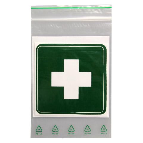 SENADA grünes Kreuz 1 Stück