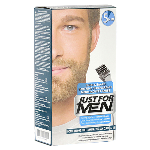 JUST for men Brush in Color Gel hellbraun 28.4 Milliliter