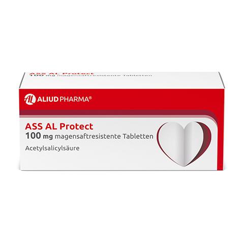 ASS AL Protect 100mg 50 Stück N2