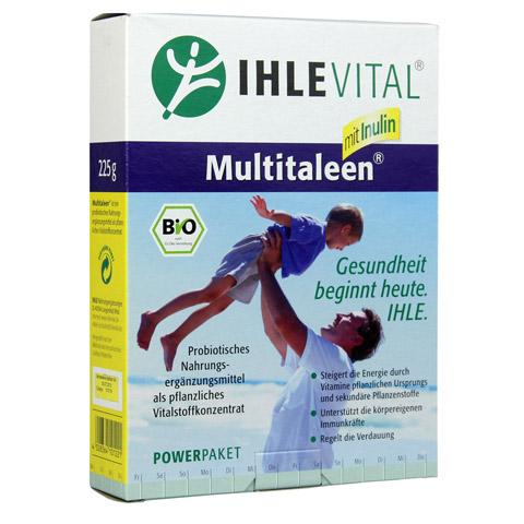 IHLEVITAL Multitaleen Bio-Nahrungsergänzung Pulver 225 Gramm