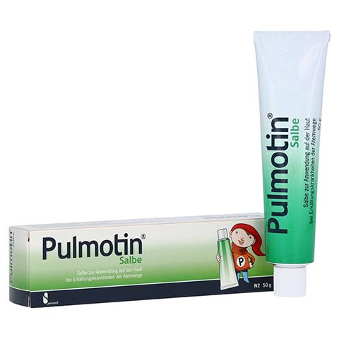 Pulmotin 50 Gramm N2