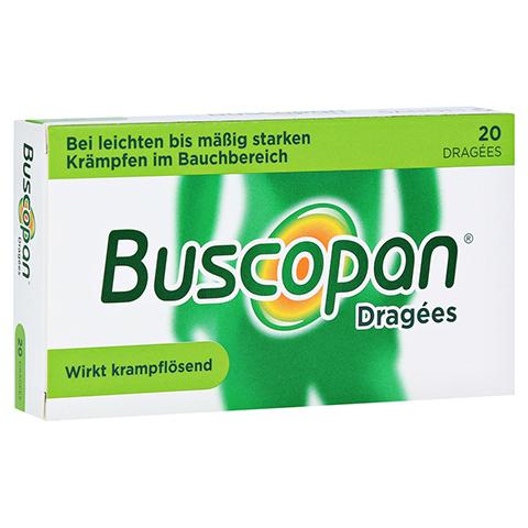 Buscopan Dragees 20 Stück N1