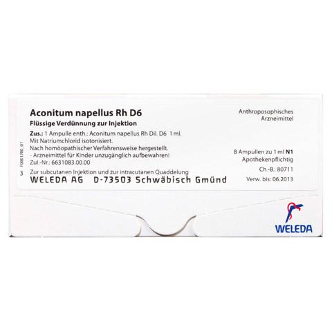 ACONITUM NAPELLUS D 6 Dilution 50 Milliliter N1