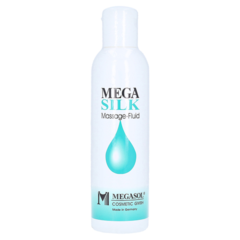 MEGA SILK Massage-Fluid 500 Milliliter