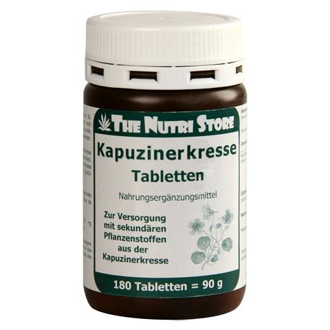 KAPUZINERKRESSE Tabletten 180 Stück