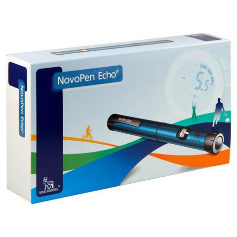 NOVOPEN Echo Injektionsgerät blau 1 Stück