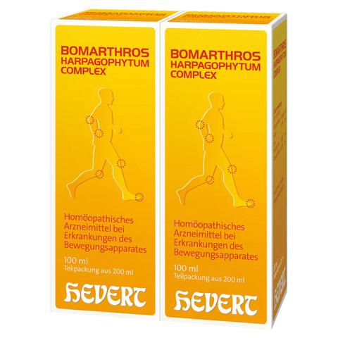 BOMARTHROS Harpagophytum Complex Tropfen 200 Milliliter N3