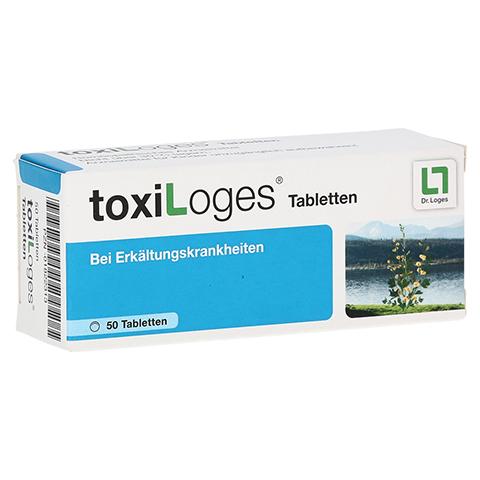 TOXI LOGES Tabletten 50 Stück