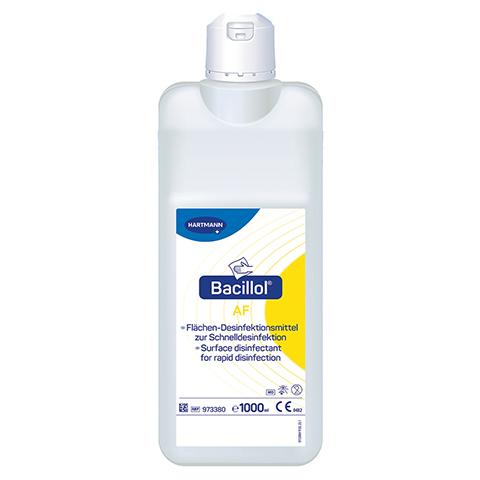 BACILLOL AF Lösung 1000 Milliliter