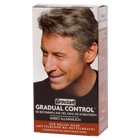 GRECIAN Gradual Control Gel f.helles Haar 40 Milliliter