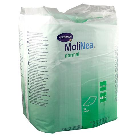 MOLINEA normal Krankenunterlage 60x60 cm 30 Stück