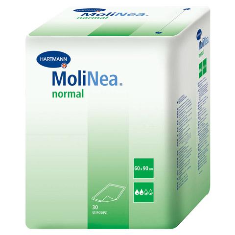 MOLINEA normal Krankenunterlage 60x90 cm 30 Stück