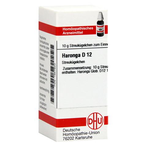 HARONGA D 12 Globuli 10 Gramm N1