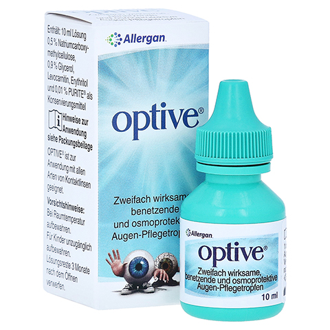 OPTIVE Augentropfen 10 Milliliter