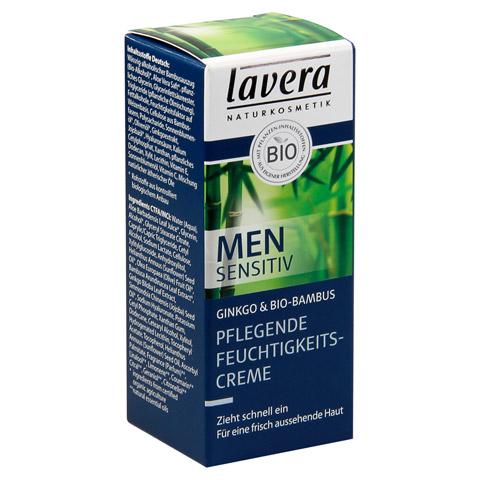 LAVERA Men sensitiv pflegende Feuchtigkeitscreme 30 Milliliter