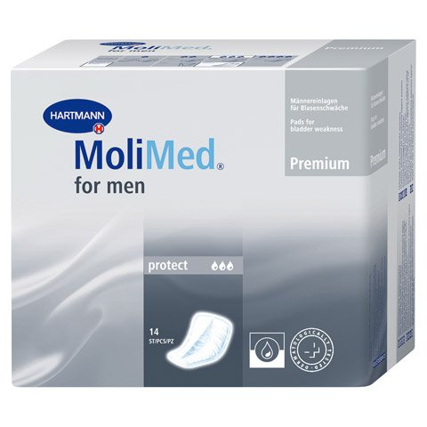 MOLIMED for men Protect 14 Stück