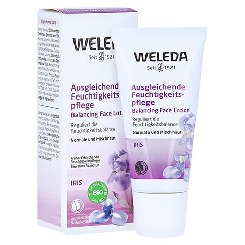 WELEDA Iris erfrischende Feuchtigkeitspflege 30 Milliliter