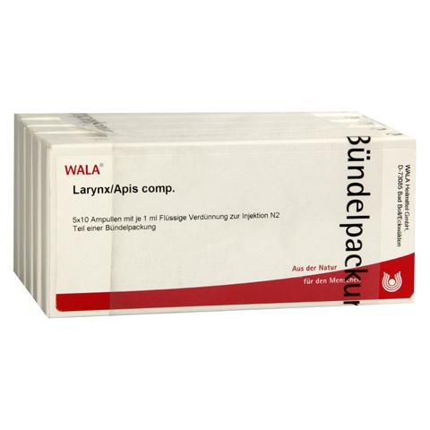 LARYNX/APIS COMP. Ampullen 50x1 Milliliter N2