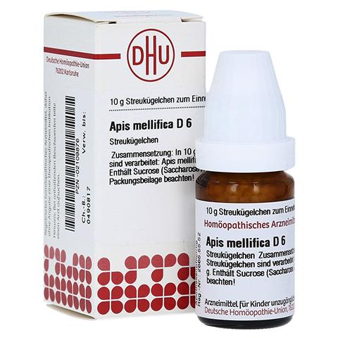 APIS MELLIFICA D 6 Globuli 10 Gramm N1