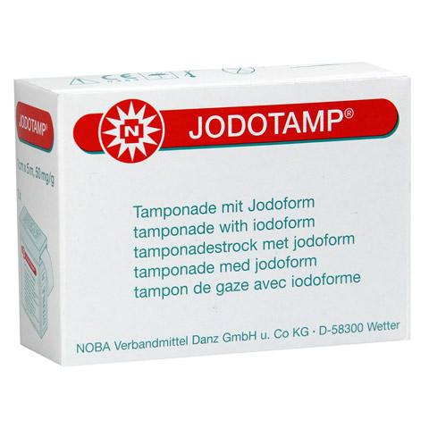 JODOTAMP 50 mg/g 1 cmx5 m Tamponaden 1 Stück