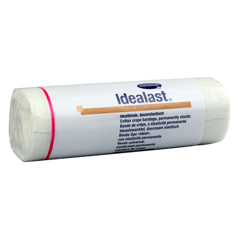 IDEALAST Binde 15 cmx5 m weiß 1 Stück