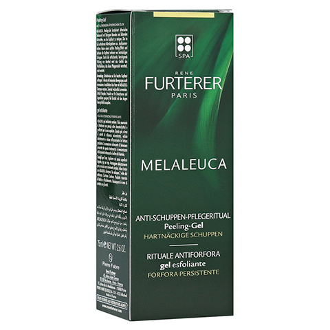 FURTERER Melaleuca Antischuppen Peeling Gel 75 Milliliter