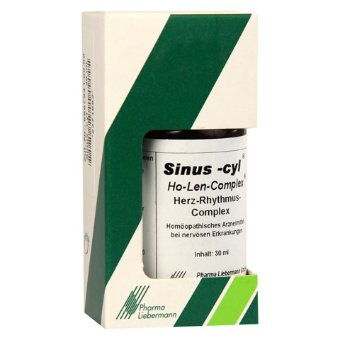 SINUS CYL Ho-Len-Complex Tropfen 30 Milliliter