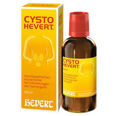 CYSTO HEVERT Tropfen 100 Milliliter N2