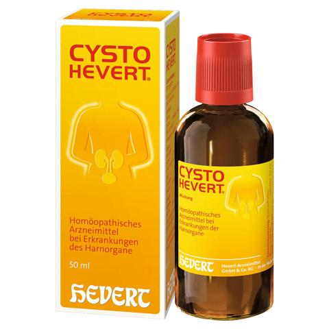 CYSTO HEVERT Tropfen 50 Milliliter N1